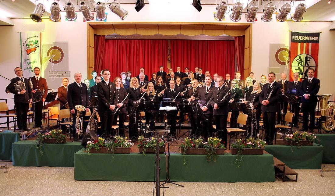 Musikzug der freiwilligen Feuerwehr Möhnesee